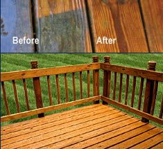 deck cleaning Delaware