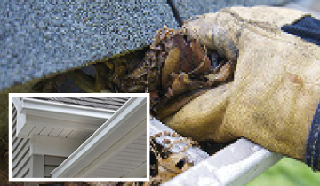 gutter cleaning and installation experts Delaware