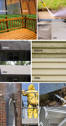 sparkling Image Roof and exterior cleaning Delaware