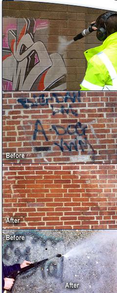 graffiti cleaning delaware sm